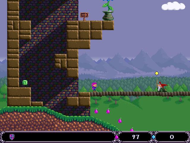 Jasper's Journeys :: A fantasy retro platform game