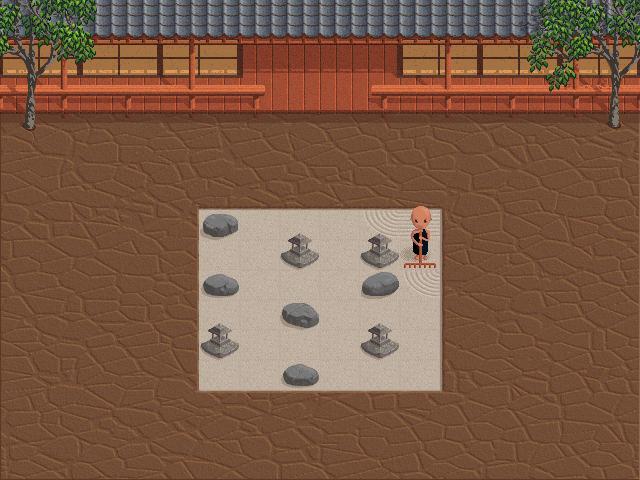 Zen Puzzle Garden :: The Japanese Rock Garden Game